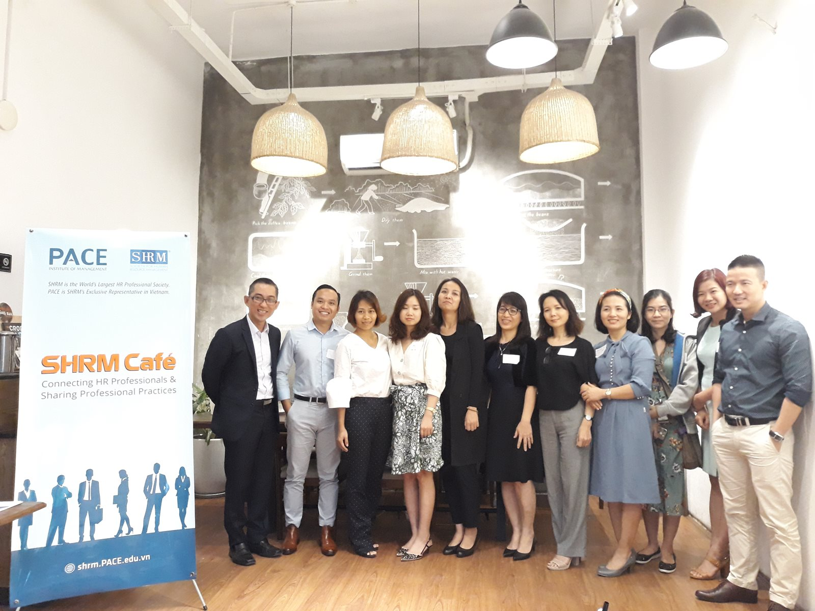 SHRM CAFE: HUMAN RESOURCES SOLUTION FOR MILLENNIALS